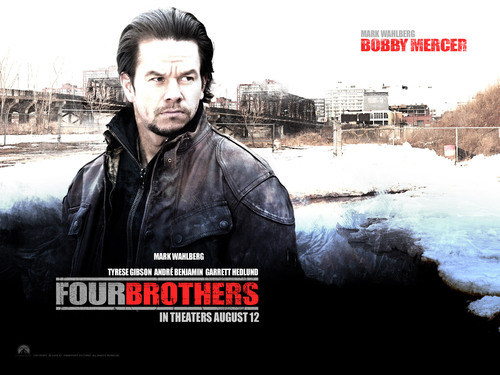Mark Wahlberg Обои called four brothers