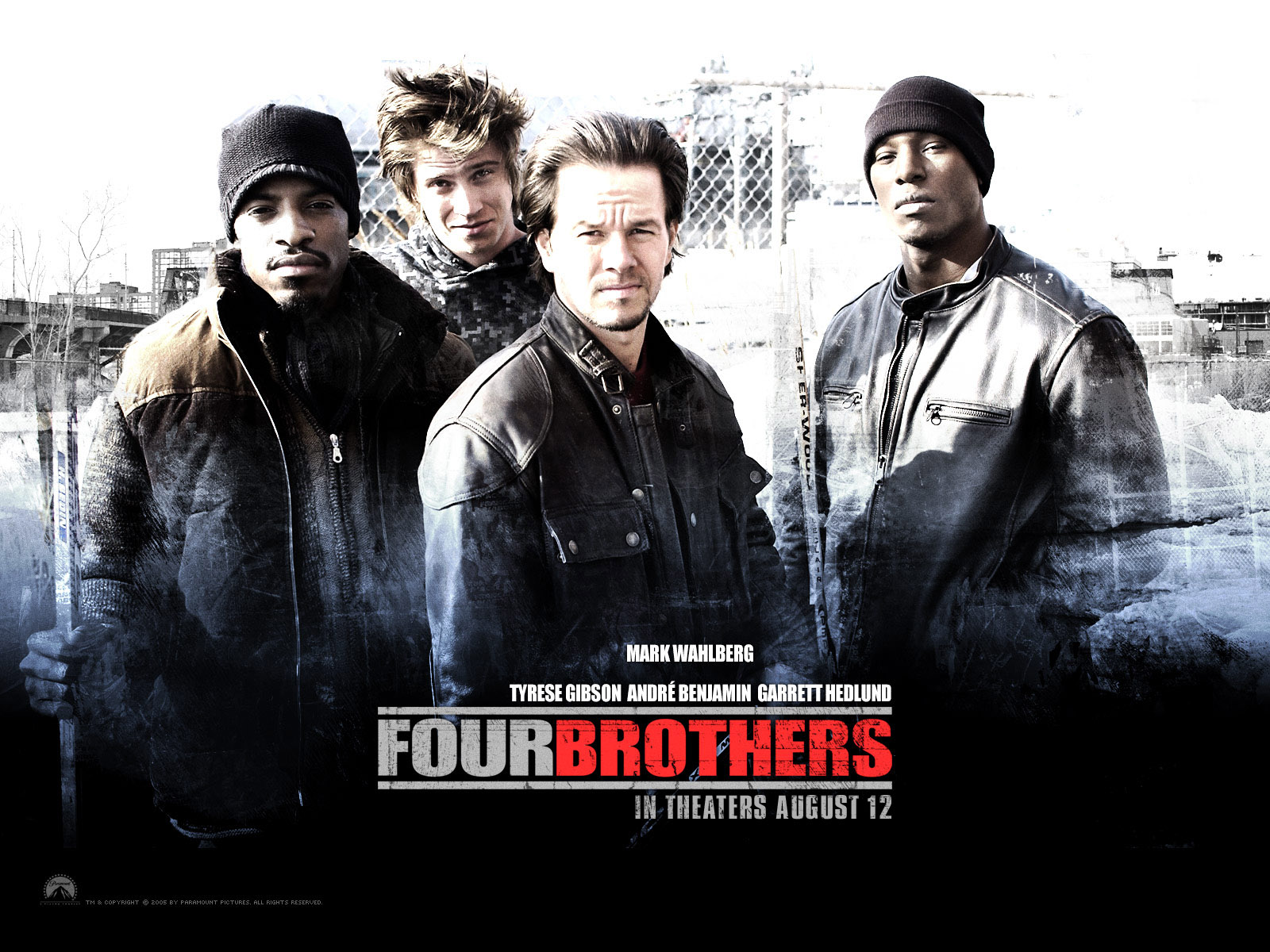 Four Brothers images four brothers HD wallpaper and background photos ...