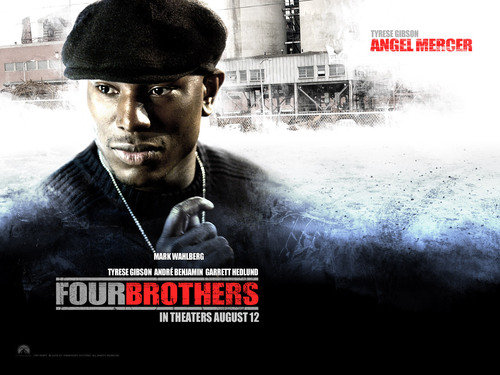 Four Brothers দেওয়ালপত্র called four brothers