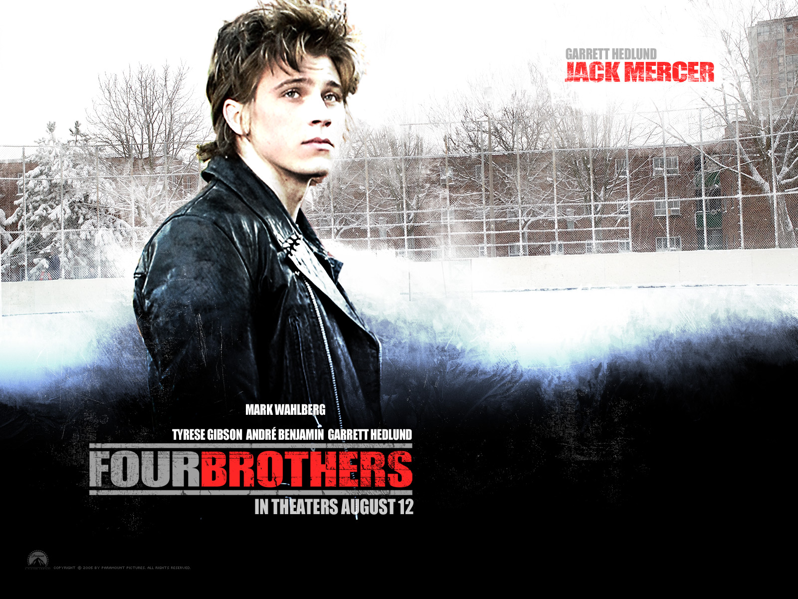 Four Brothers images four brothers HD wallpaper and ...