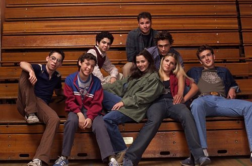 Freaks and Geeks wallpaper titled fraks and geeks