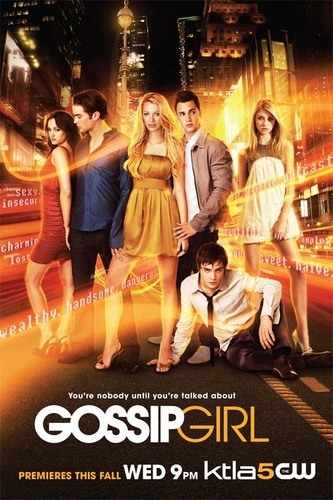 OST-Gossip Girl Episode 1-9,GG Revealed episode
