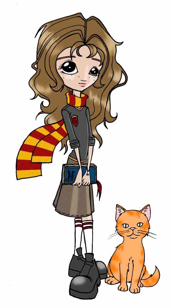 google image 1 - hermione-granger fan art