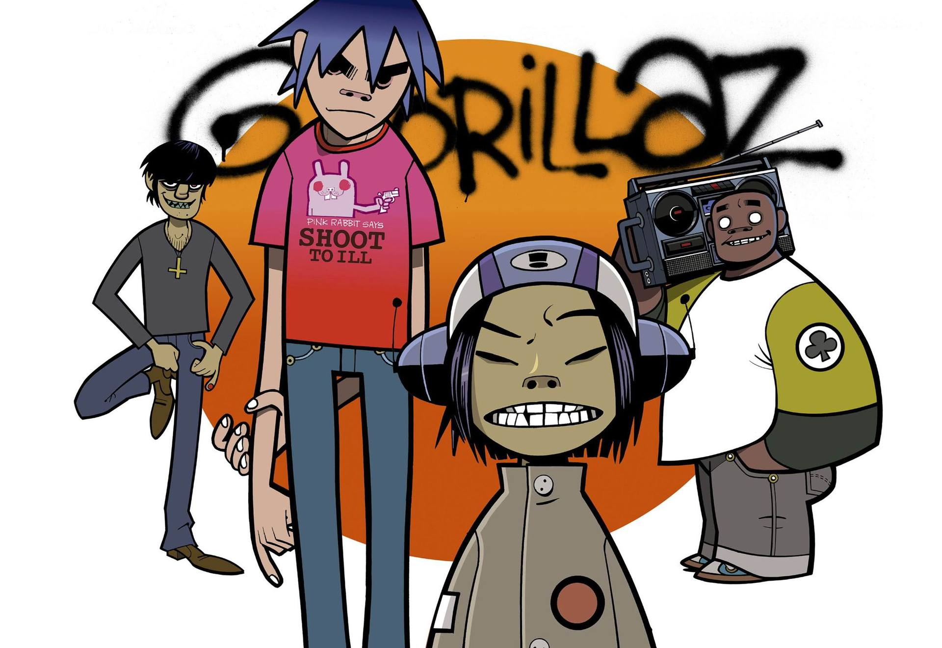 Y Gorillaz What Ever Happe...