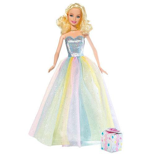 happy bday barbie