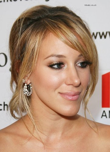 Haylie Duff wallpaper entitled haylie duff