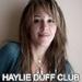 haylie - haylie-duff icon