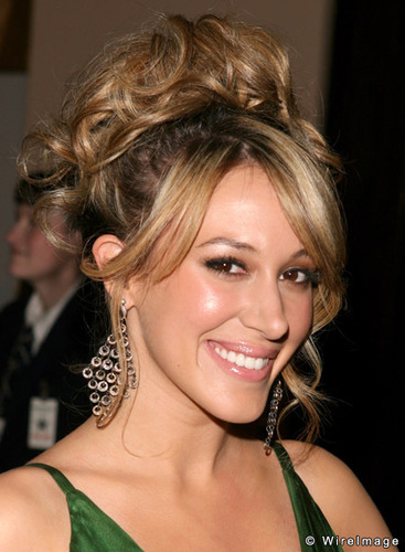 Haylie Duff wallpaper titled haylie
