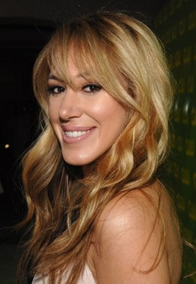 Haylie Duff wallpaper entitled haylie