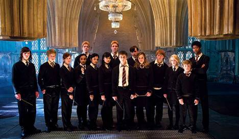 hogwarts students