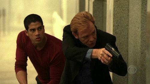 horatio and eric
