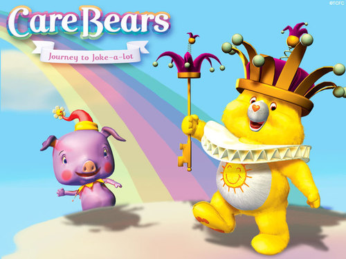 Care Bears wallpaper titled how cute