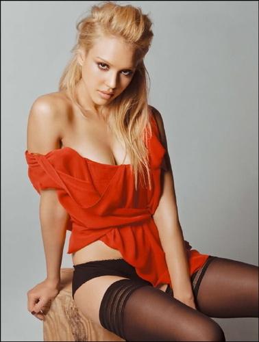 джессика альба фото секси