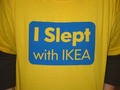 i slept  with ikea - ikea photo