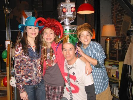 iCarly wolpeyper called iCarly