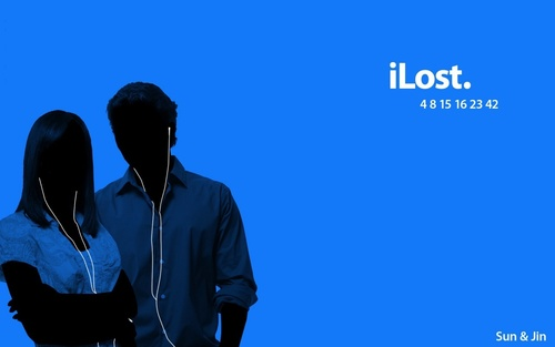 iLost - lost Wallpaper