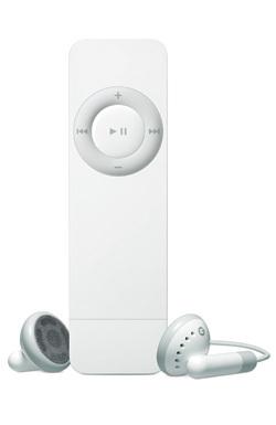 iPod wallpaper titled iPod Shuffle 1G
