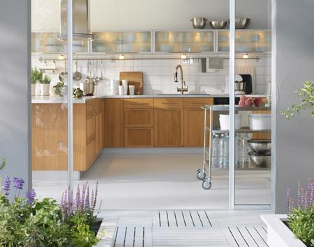 ikea باورچی خانے, باورچی خانہ