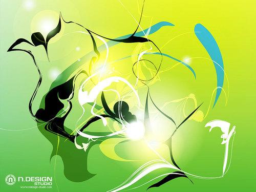 illustration achtergrond