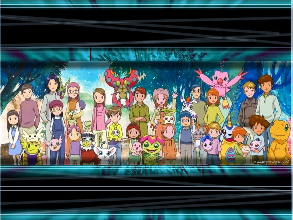 Digimon images
