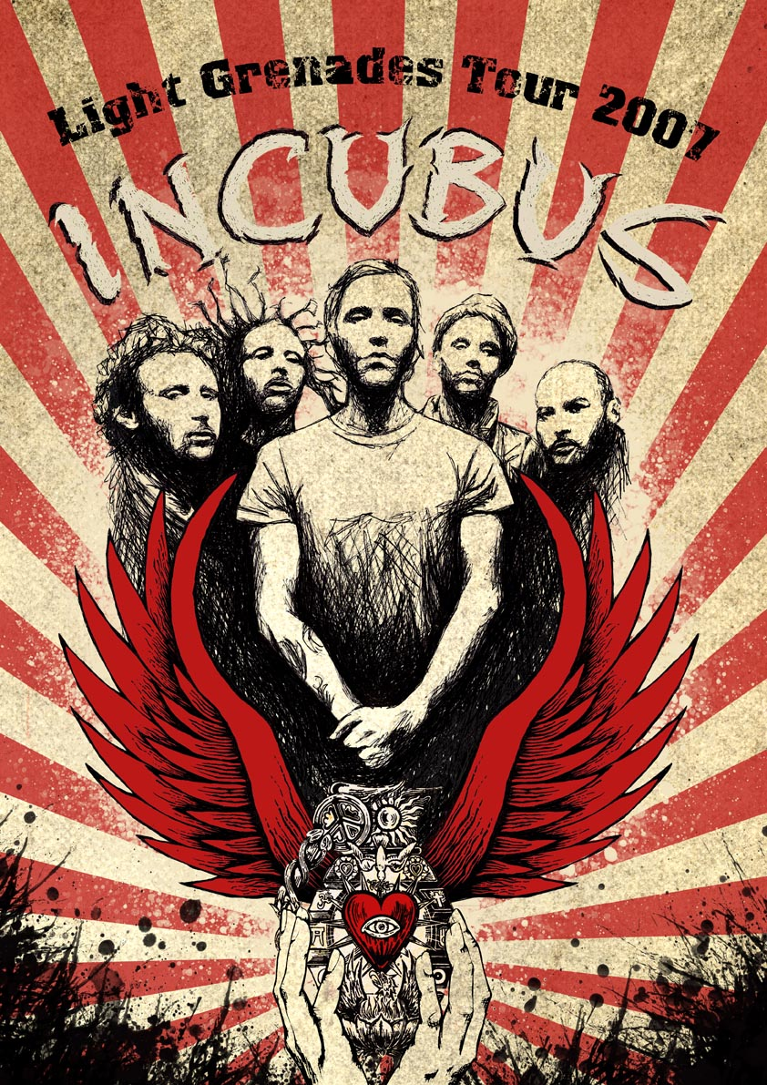 incubus images incubus hd wallpaper and background photos 129603