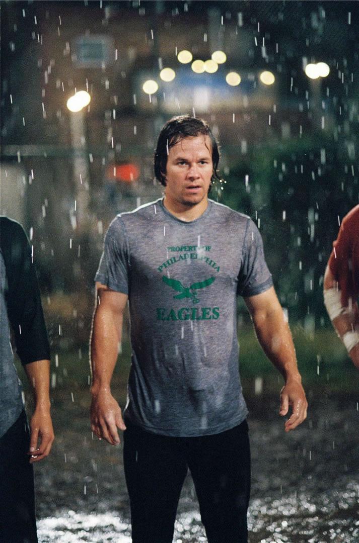 Mark Wahlberg Long Hair Invincible