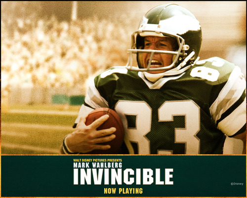 Mark Wahlberg Обои titled invincible Обои