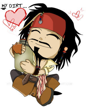 jack animated - captain-jack-sparrow Photo
