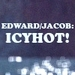 jacob/edward icon - lovers-of-edward-and-jacob icon