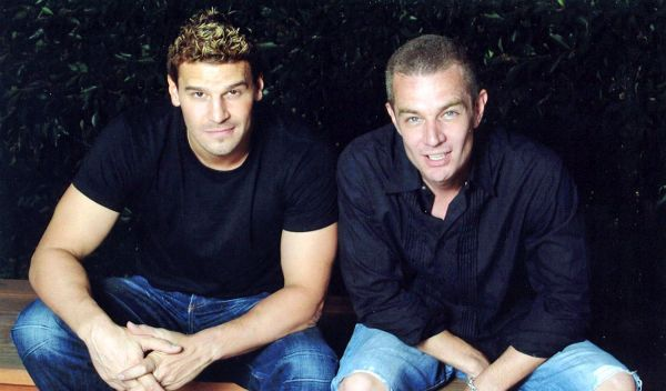 james & david boreanaz