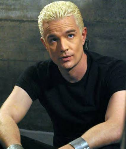 james as spike