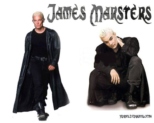 james marsters, spike