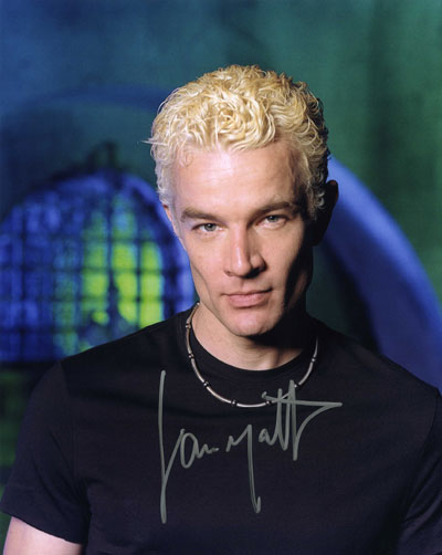 james marsters autograph