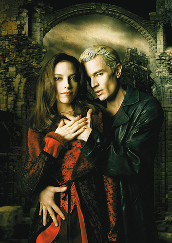 james/spike & juliet/dru