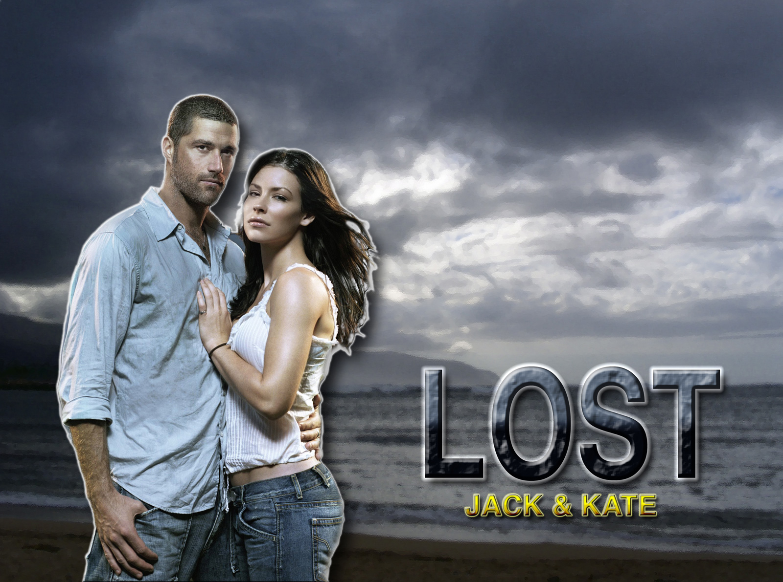 jack and kate lost relationship images