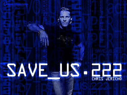 jericho save us wallpaper - wwe Wallpaper