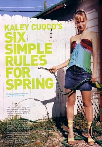 kaley (magazines)