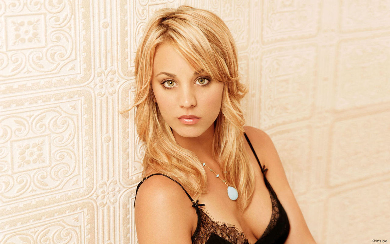 Kaley Cuoco - Picture Hot