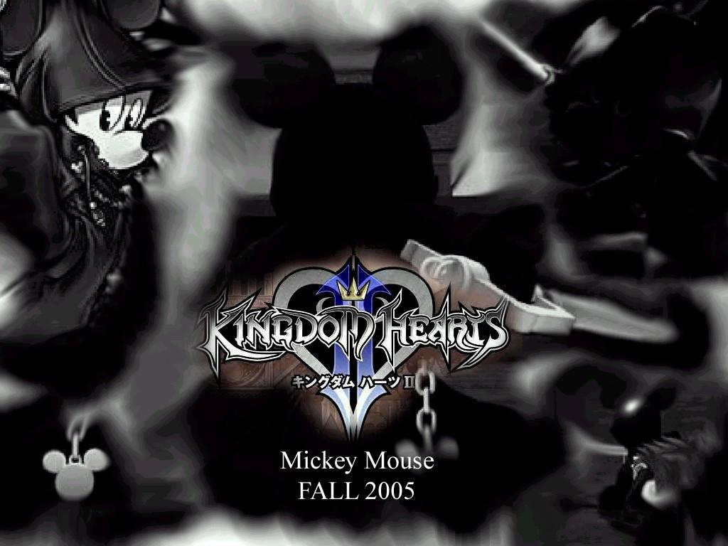 Kingdom Hearts Images Kingdom Hearts Ii Hd Wallpaper And Background