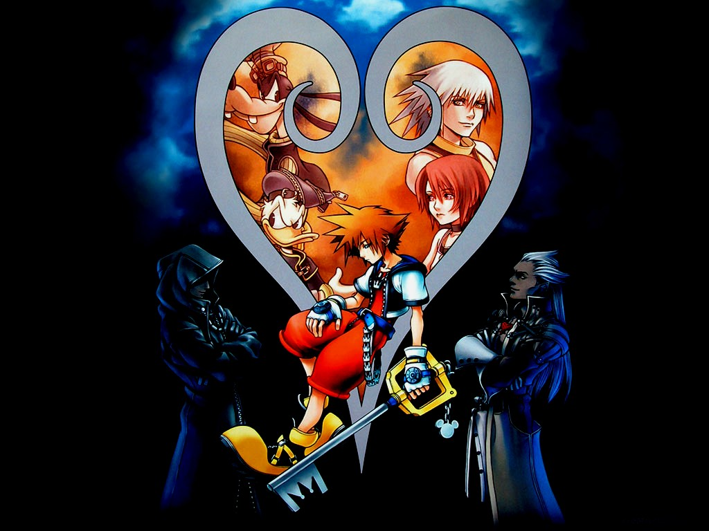 kingdom hearts images - photo #27