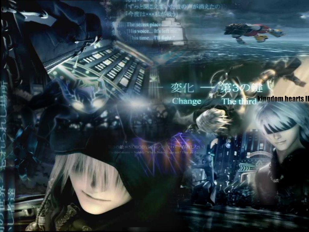 Hitler Kingdom Hearts Kingdom Hearts 358/2 Days