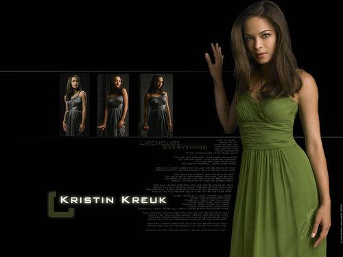 Kristin Kreuk wallpaper called kristin