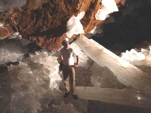 largest crystals ever found