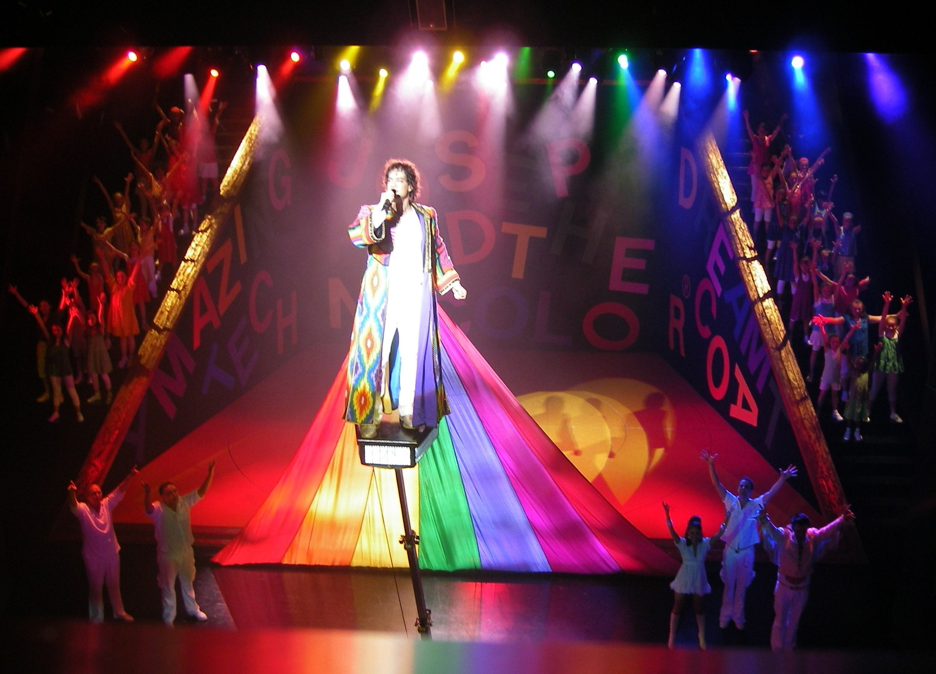 Joseph and the Amazing Technicolor Dreamcoat – The Courtyard Theatre