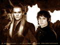 legolas and frodo - elijah-wood photo
