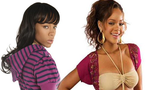 lil' mama before & after