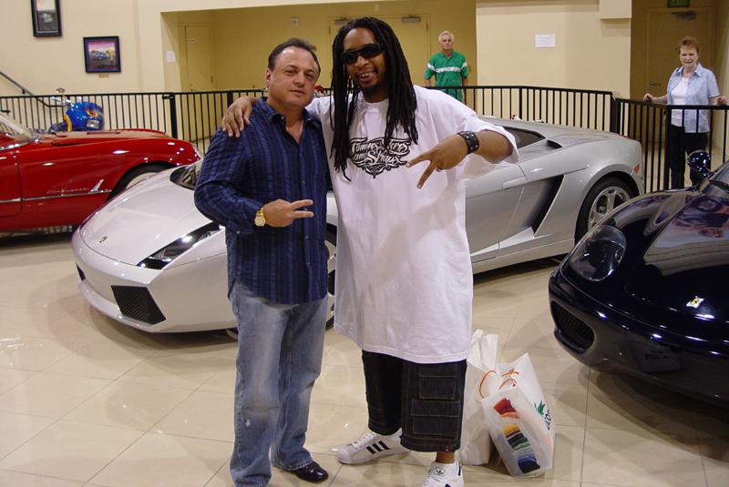 Lil Jon Lil John And The Eastside Boyz Photo 128852