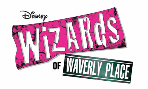 Wizards of Waverly Place wallpaper called logo!