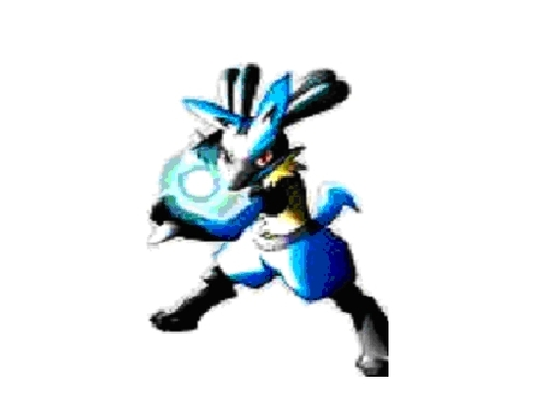 Pokémon leggendari wallpaper called lucario