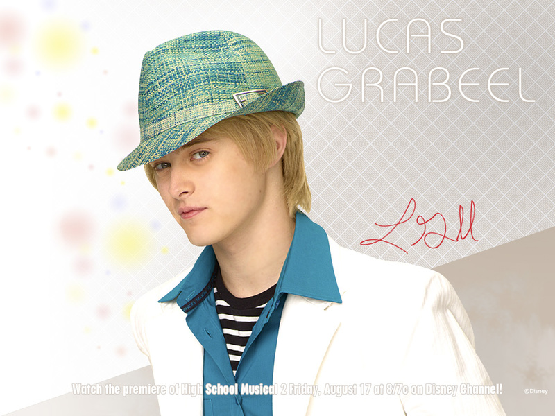 Lucas Grabeel Wallpapers